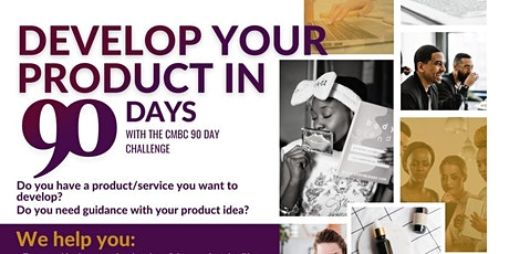 Develop Your Product in 90 Days Challenge tickets