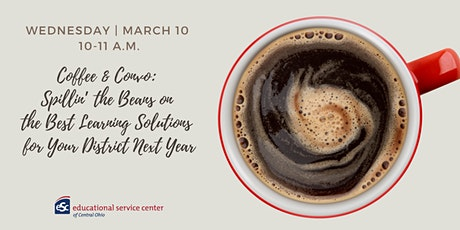 Coffee & Convo: Spillin' the Beans on the Best Learning Solutions for Your tickets