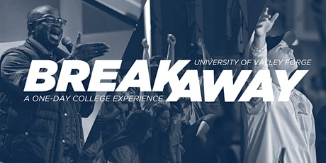 BREAKAWAY at the University of Valley Forge March 19th, 2021 tickets