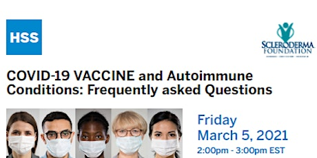 COVID-19 Vaccine and Autoimmune Conditions:  Frequently asked questions tickets