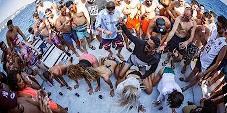 Miami Boat Party - Spring Break Booze Cruise tickets