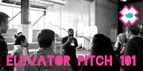 Elevator Pitch 101 tickets