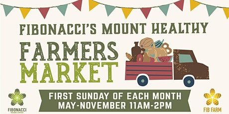 Fibonacci's Mount Healthy Farmers Market tickets