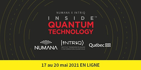 Conférence Inside Quantum Technology New-York billets