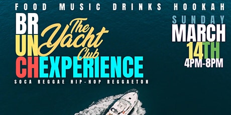 Brunch Experience tickets