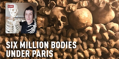The Crypts Below the City: Live Paris Catacombs Virtual Tour tickets