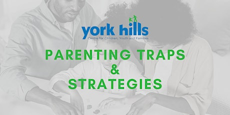 Parenting Traps and Strategies tickets