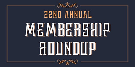 22nd Annual UT Club Membership Roundup tickets
