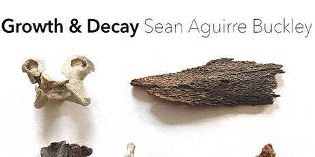 Sean Aguirre Buckley  |  Growth & Decay entradas