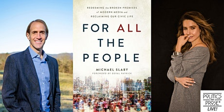 P&P Live! Michael Slaby | FOR ALL THE PEOPLE with Sophia Bush tickets