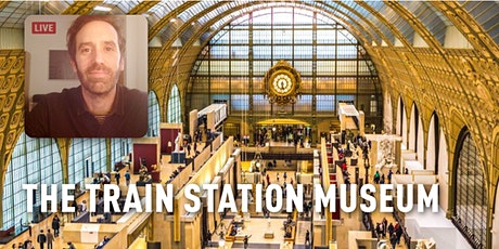 Impressionism and the Golden Age of Art: Musée D'Orsay Virtual Tour tickets