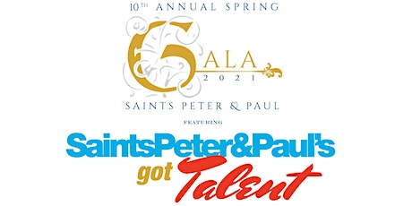 Saints Peter and Paul Virtual Gala 2021 tickets