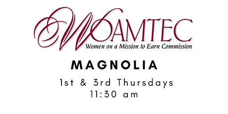 Women on a Mission to Earn Commission Magnolia tickets