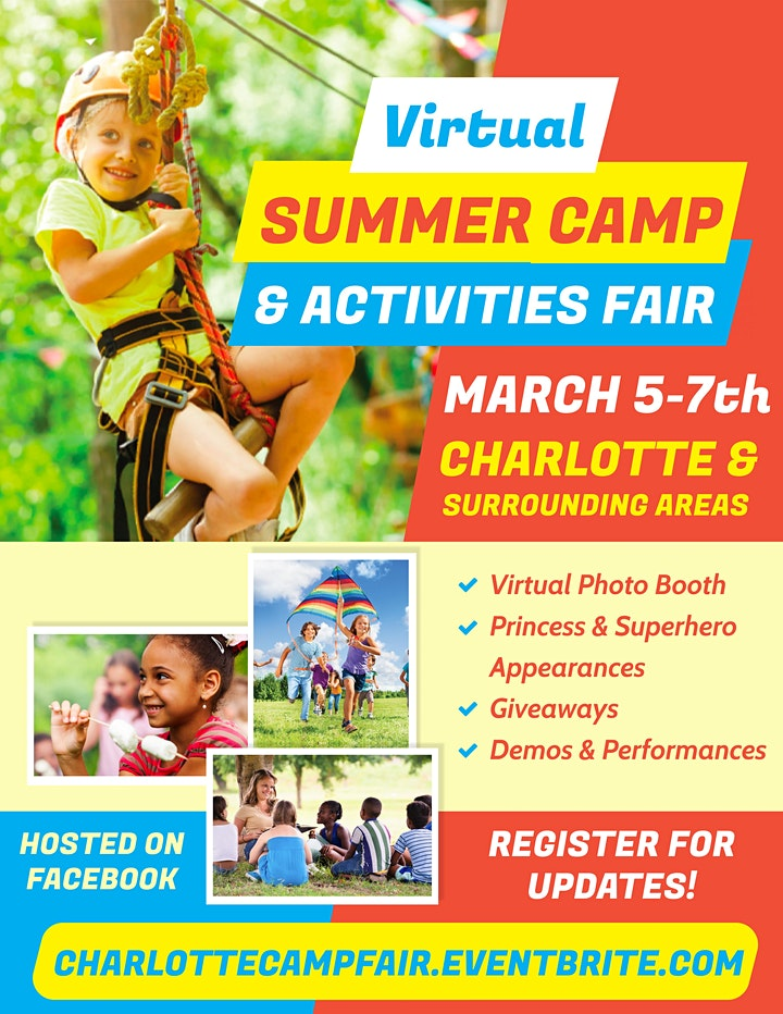 Charlotte Camp & Activities Fair (Virtual) image