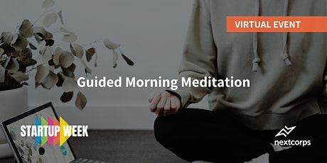 Guided Morning Meditation tickets