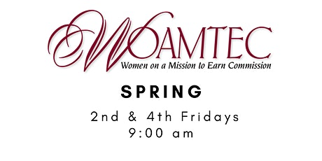 Women on a Mission to Earn Commission Spring tickets