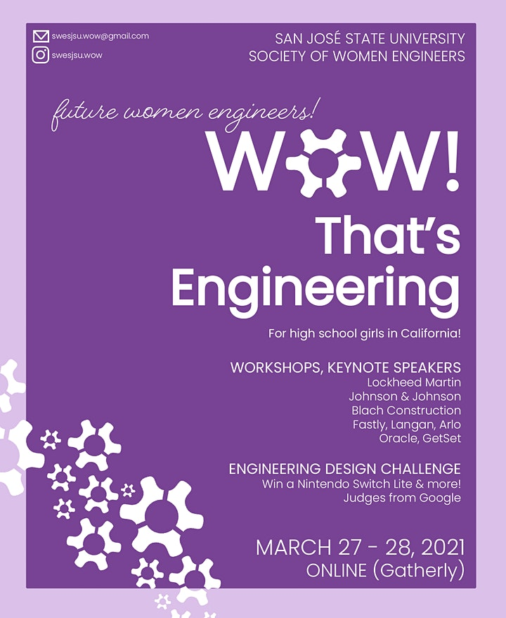 WOW! That's Engineering Virtual Conference image