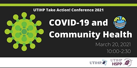 Take Action! Conference: COVID-19 and Community Health tickets