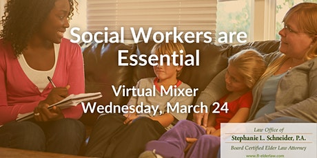 Celebration for National Social Work Month tickets