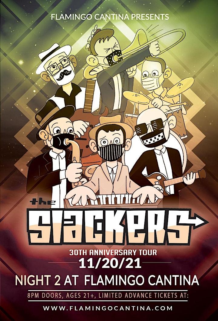 Night 2 - Slackfest South w/ The Slackers image