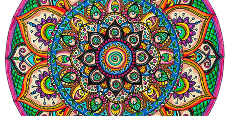 Online Mandala Drawing Workshop, Overcoming Limiting Beliefs tickets