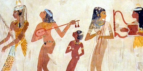 Music in ancient Egypt and its beginnings (Heidi Köpp-Junk) tickets