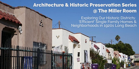 Architecture/Historic Preservation Series: Exploring Our Historic Districts tickets