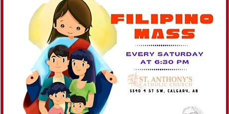 Pilipino Mass Registration tickets