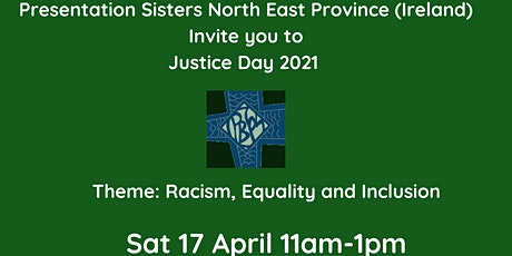 Presentation Sisters North East Province (Ireland)  - Justice Day 2021 tickets