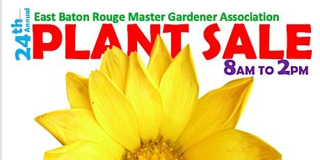 2021 Annual EBR Master Gardener Plant Sale tickets