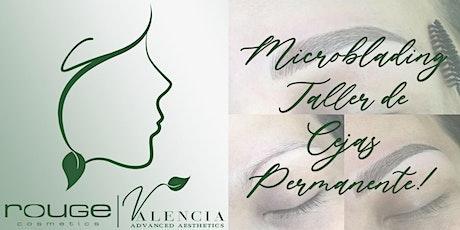 Microblading- Taller de entrenamiento de Cejas Permanentes en Salem Mass! tickets