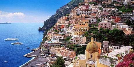 The Amalfi Coast – A Virtual Italy Tour tickets