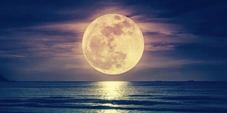 Full Moon Guided Energy Clearing and Sound Bath Ceremony tickets