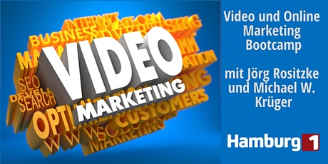 Video und Online Marketing Bootcamp Tickets
