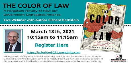 The Color of Law tickets