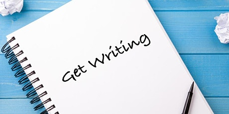 Get Writing: Intro to Creative Writing - 8 week course tickets