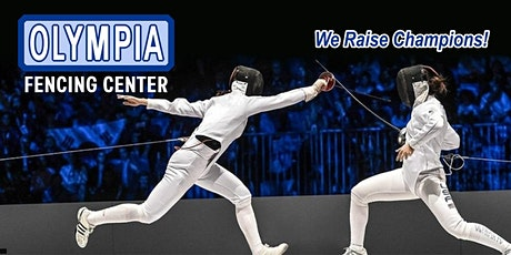 Free Fencing Class for kids 6 and up tickets
