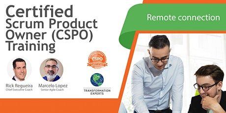 Certified Scrum Product Owner® (CSPO) tickets