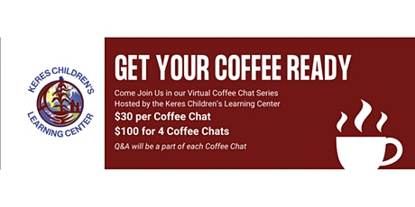 Virtual Coffee Chat Series tickets