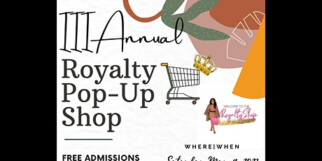 The Royalty Shop tickets