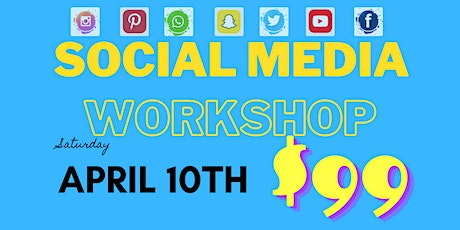 Social Media Workshop entradas
