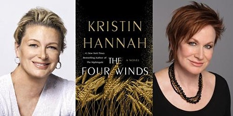 Kristin Hannah in conversation with Christina Dodd, The Four Winds tickets