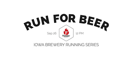 Beer Run - Firetrucker | 2021 Iowa Brewery Running Series tickets