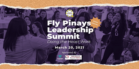 2021  Annual Fly Pinays Leadership Summit tickets