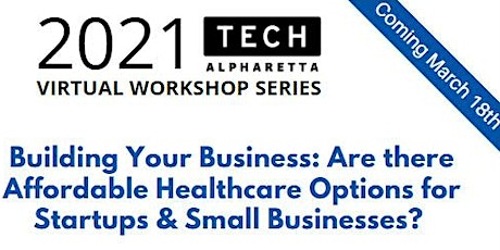 Are there Affordable Healthcare Options for Startups & Small Businesses? tickets