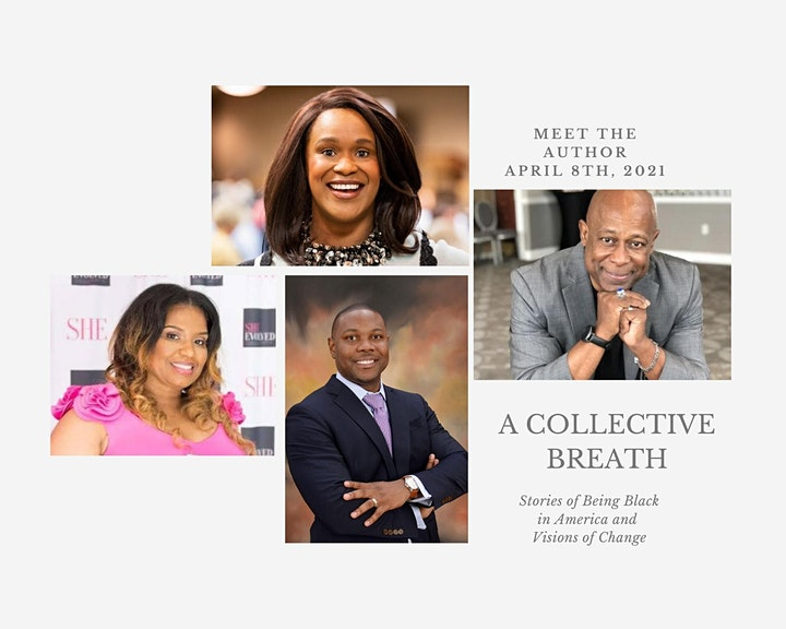 """Meet The Author: """"A Collective Breath: Stories of Being Black in America"""" image"""