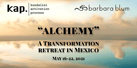 KAP Retreat in Mexico - Kundalini Activation Process - MAY 16-22, 2021 entradas