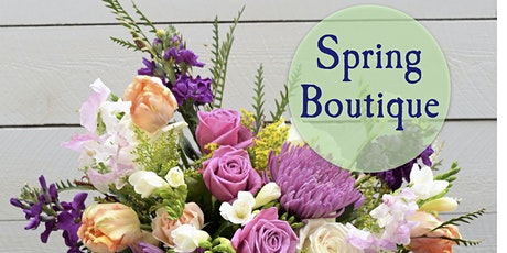 Spring Boutique tickets
