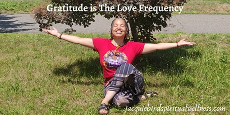 Gratitude is The Love Frequency: Guided Meditation and Journaling Workshop tickets