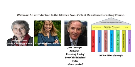 Introduction to the Non Violent Resistance Parenting Course tickets